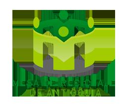 Logo Mesa de trabajo de Antioquia